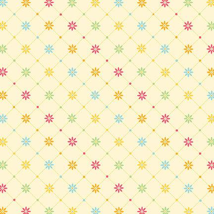 Doodlebug Design - Bon Appetit Collection - 12 x 12 Paper - Dash of Flower