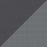 Doodlebug Design - Petite Prints Collection - 12 x 12 Double Sided Paper - Dot Grid Beetle Black
