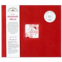 Doodlebug Design - 12 x 12 Storybook Album - Ladybug