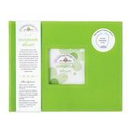 Doodlebug Design - 8 x 8 Storybook Album - Limeade
