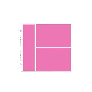 Doodlebug Design - 8 x 8 Storybook Album Protectors - Photo and Recipe Card