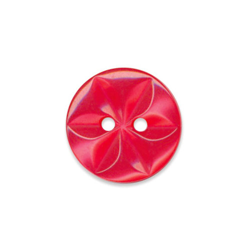 Doodlebug Design - Oodles - Buttons - Round - 19 mm - Ladybug