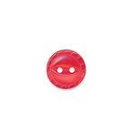 Doodlebug Design - Oodles - Buttons - Round - 13 mm - Ladybug