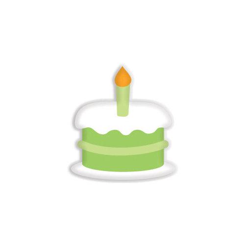 Doodlebug Design - Oodles - Braddies - Sweet Cakes - Limeade