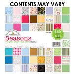 Doodlebug Design - Designer Paper Value Pack - Seasons