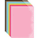 Doodlebug Design - Create-A-Card - A6 - Cards and Envelopes - Paisley