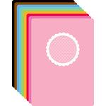 Doodlebug Design - Create-A-Card - A6 - Cards and Envelopes - Swiss Dot