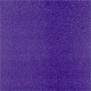 Doodlebug Design - Sugar Coated Cardstock - 12 x 12 Glittered Cardstock - Grape