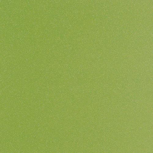 Doodlebug Design - Sugar Coated Cardstock - 12 x 12 Glittered Cardstock - Sweet Pea