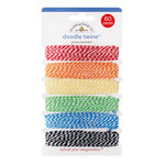 Doodlebug Design - Doodle Twine - Primary Assortment