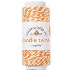 Doodlebug Design - Doodle Twine - Tangerine