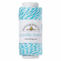 Doodlebug Design - Doodle Twine - Swimming Pool