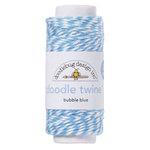 Doodlebug Design - Doodle Twine - Bubble Blue