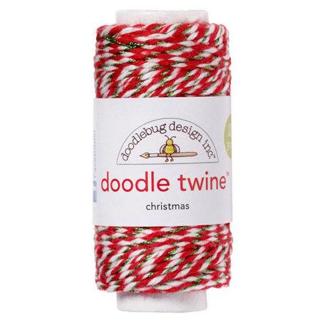 Doodlebug Design - Doodle Twine - Christmas