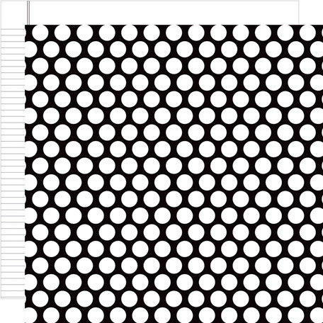 Doodlebug Design - Classic Collection - 12 x 12 Double Sided Paper - Moonlight