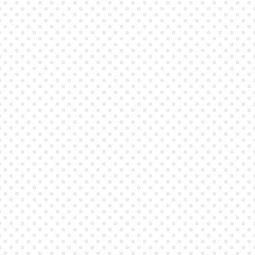 Doodlebug Design - Sugar Coated Cardstock - 12 x 12 Spot Glittered Cardstock - Lily White