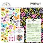 Doodlebug Design - Colorwheel Collection - Essentials Kits