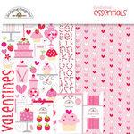 Doodlebug Design - Sweet Cakes Collection - Essentials Kit
