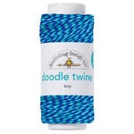 Doodlebug Design - Boys Only Collection - Doodle Twine - Boy