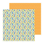Doodlebug Design - Boys Only Collection - 12 x 12 Double Sided Paper - Pop Art