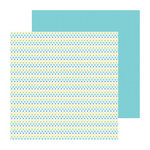 Doodlebug Design - Snips and Snails Collection - 12 x 12 Double Sided Paper - Twinkle Twinkle