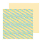 Doodlebug Design - Snips and Snails Collection - 12 x 12 Double Sided Paper - Rubber Duckies