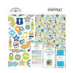 Doodlebug Design - Boys Only Collection - Essentials Kit