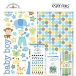 Doodlebug Design - Snips and Snails Collection - Essentials Kit