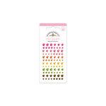 Doodlebug Design - Sugar and Spice Collection - Adhesive Pearls - Mini - Baby Girl