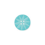 Doodlebug Design - Oodles - Buttons - Round - 15 mm - Swimming Pool