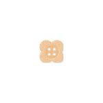 Doodlebug Design - Oodles - Buttons - Clover - 13 mm - Melon