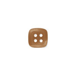 Doodlebug Design - Oodles - Buttons - Square - 13 mm - Bon Bon