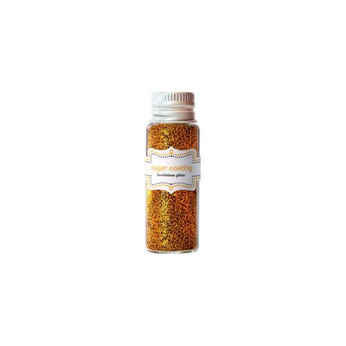 Doodlebug Design - Sugar Coating Metallic Glitter - Bumblebee