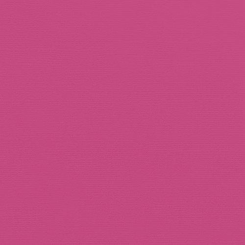 Doodlebug Design - 12 x 12 Textured Cardstock - Bubblegum