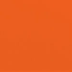Doodlebug Design - 12 x 12 Textured Cardstock - Pumpkin