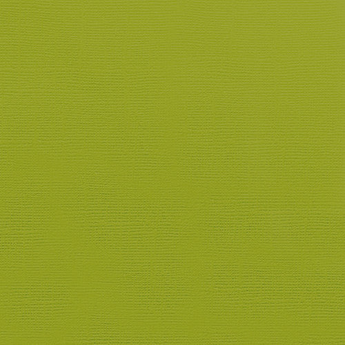 Doodlebug Design - 12 x 12 Textured Cardstock - Sweet Pea