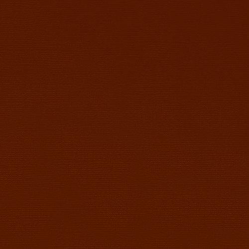 Doodlebug Design - 12 x 12 Textured Cardstock - Chocolate Chip