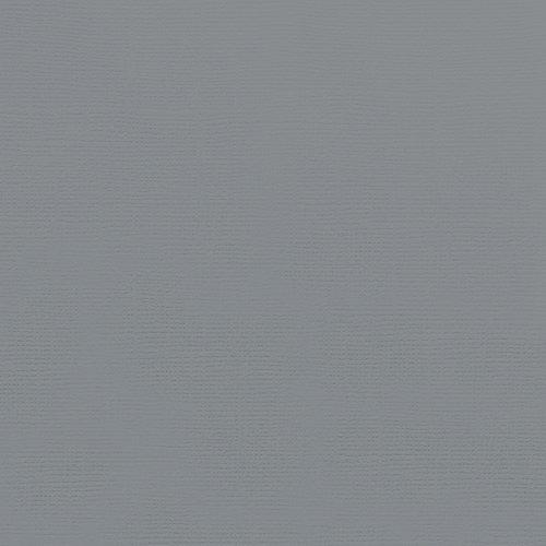 Doodlebug Design - 12 x 12 Textured Cardstock - Stone Gray