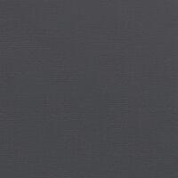 Doodlebug Design - 12 x 12 Textured Cardstock - Slate Gray