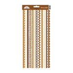 Doodlebug Design - Cardstock Stickers - Fancy Frills - Bon Bon