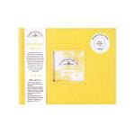 Doodlebug Design - 8 x 8 Storybook Album - Bumblebee