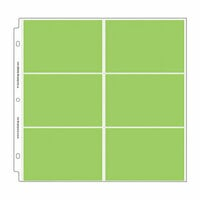 Doodlebug Design - 12 x 12 Storybook Album Protectors - Horizontal Photo and Recipe Card - 12 Pack