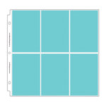Doodlebug Design - 12 x 12 Storybook Album Protectors - Vertical Photo and Recipe Card - 12 Pack