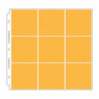 Doodlebug Design - 12 x 12 Storybook Album Protectors - 4 x 4 Square - 12 Pack
