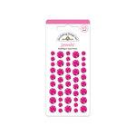 Doodlebug Design - Jewels Adhesive Rhinestones - Bubblegum