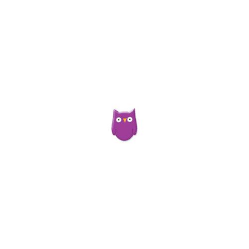 Doodlebug Design - Oodles - Braddies - Night Owls - Purple