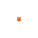 Doodlebug Design - Oodles - Braddies - Night Owls - Orange