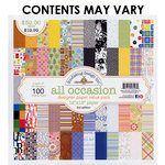 Doodlebug Design - Designer Paper Value Pack - All Occasion - 3rd Edition