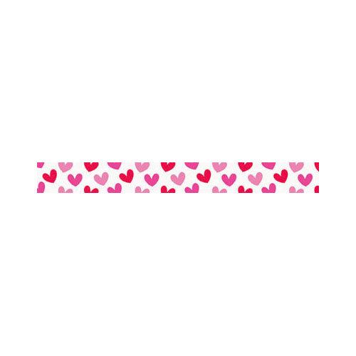 Doodlebug Design - Lovebirds Collection - Washi Tape - Dear Heart