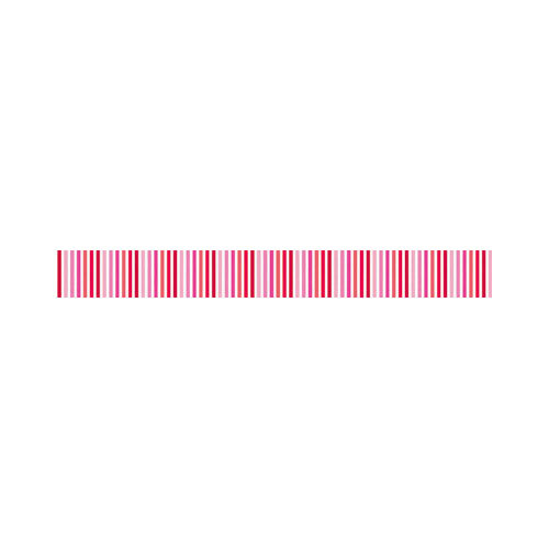 Doodlebug Design - Lovebirds Collection - Washi Tape - Love Lines